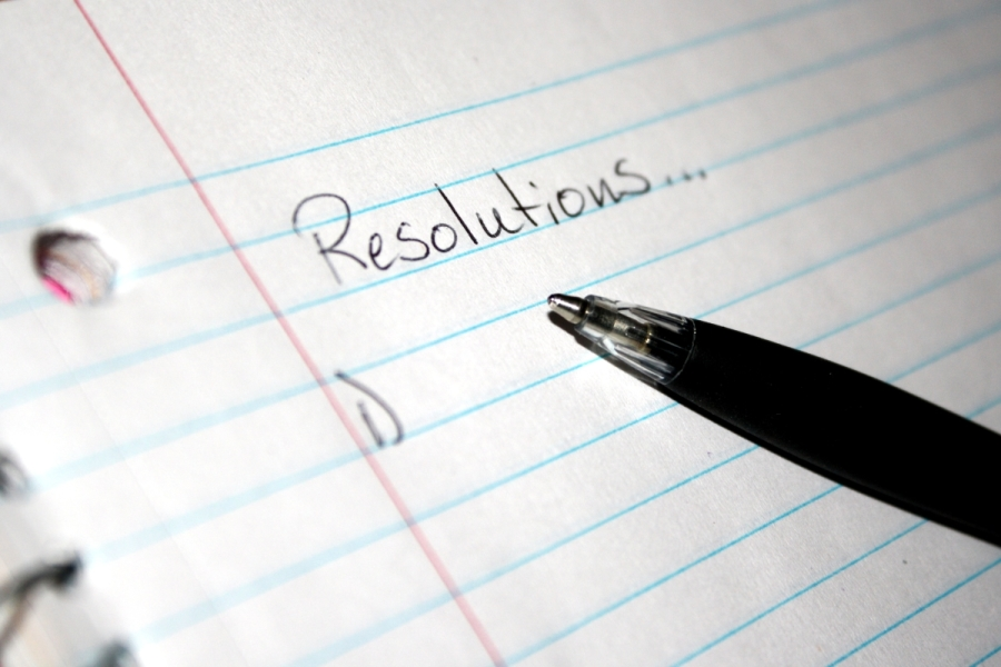 New Years Resolutions for Workplace Security